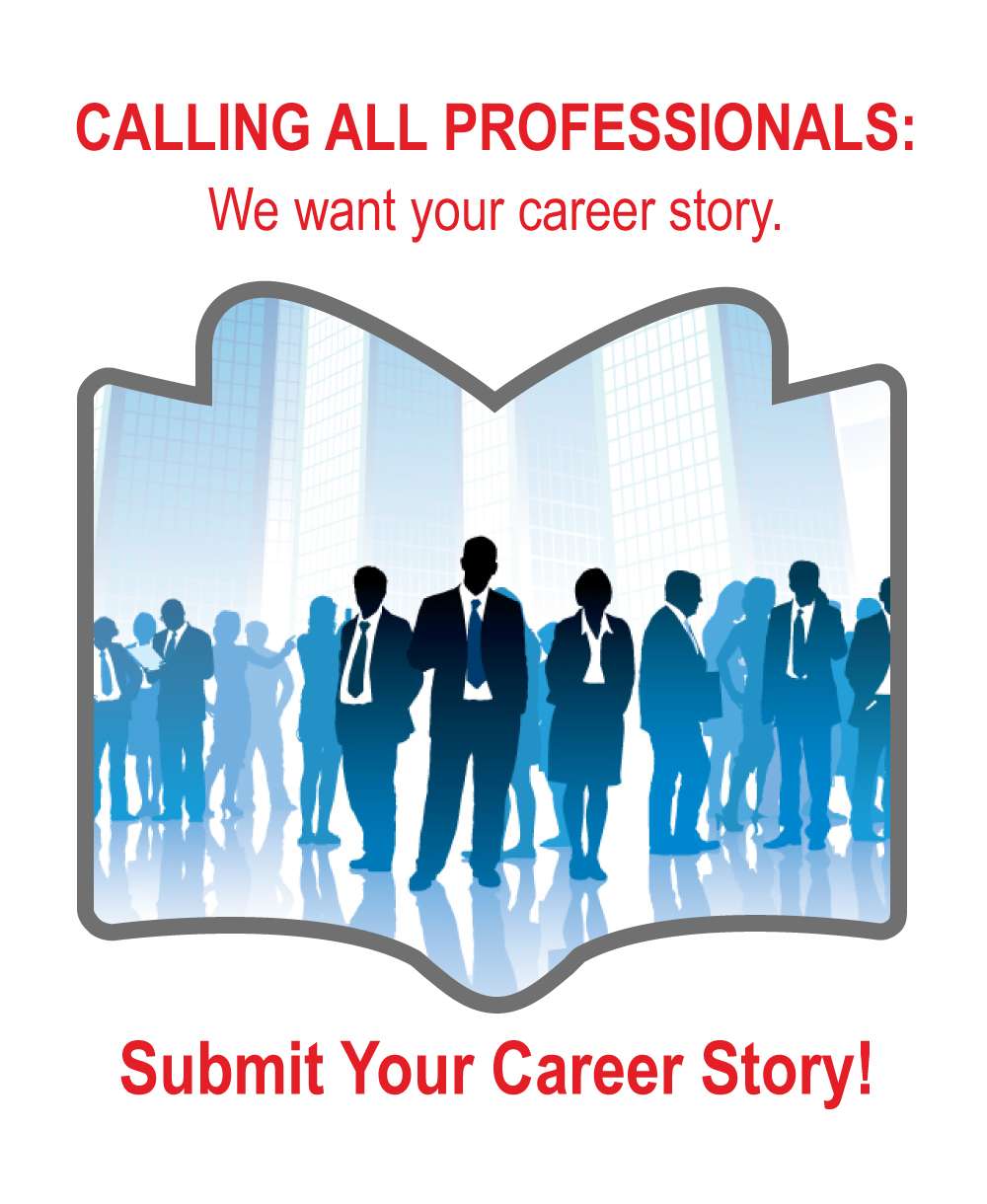 Submit Your Career Story